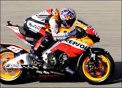 Juara MotoGP Indianapolis 2010