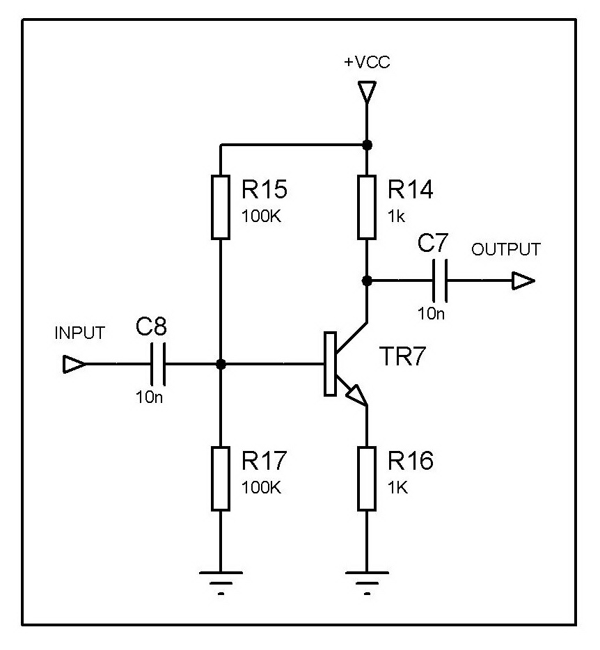 Fungsi Transistor Sebagai Saklar Dan Penguat Raynarea Rangkaian Amplifier Sinyal Ac