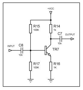 Transistor Sebagai Penguat Sinyal AC