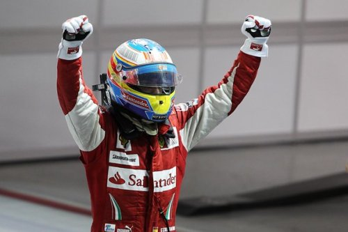 Juara F1 Singapore 2010