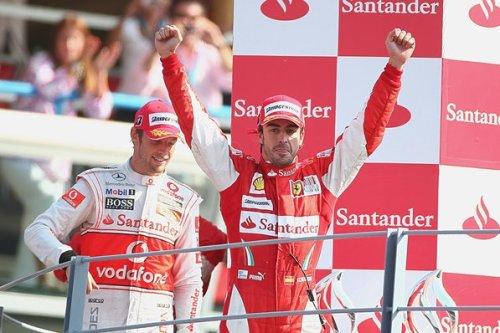 Juara F1 Italia 2010