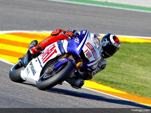 juara motogp Valencia 2010