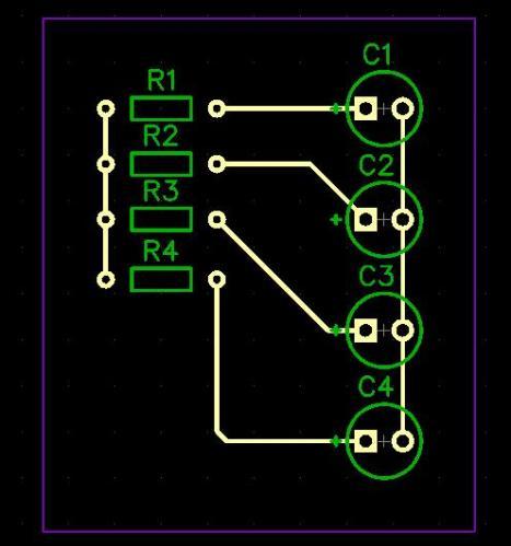 PCB diptrace jadi