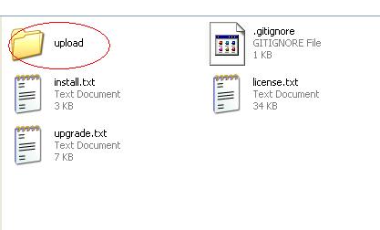 Lokasi folder upload