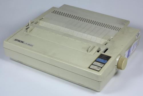 Printer epson LX-800