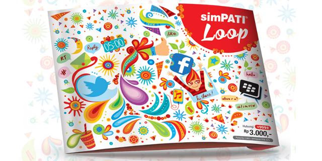 Nikmati Paket Internetan Spesial simPATI Loop di *999*232#