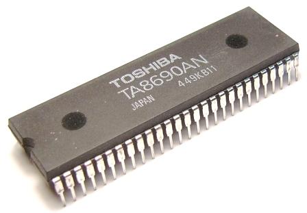 IC TA8690AN