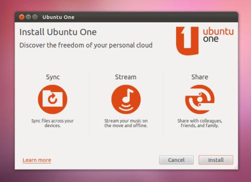 aplikasi ubuntu one