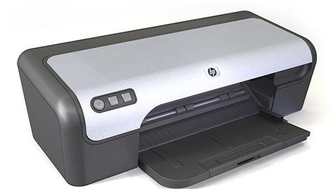 Printer HP D2466