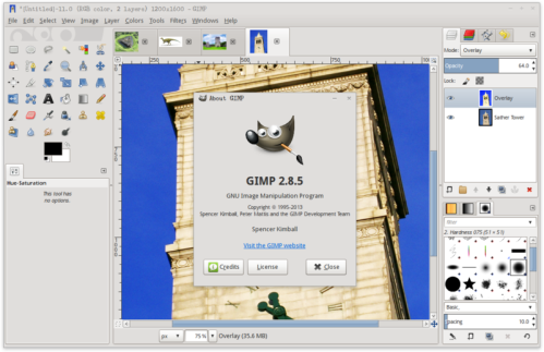 gimp-screenshot