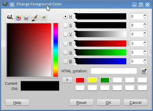 how to add an alpha channel in gimp