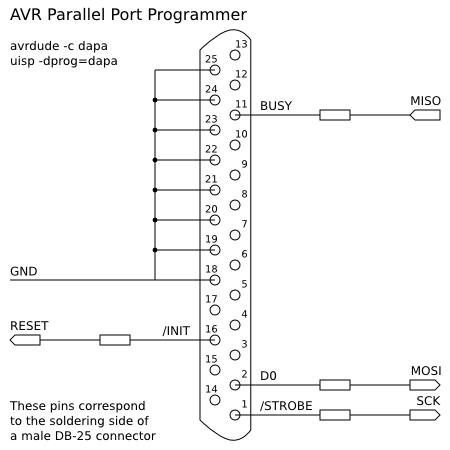koneksi-AVR-dapa